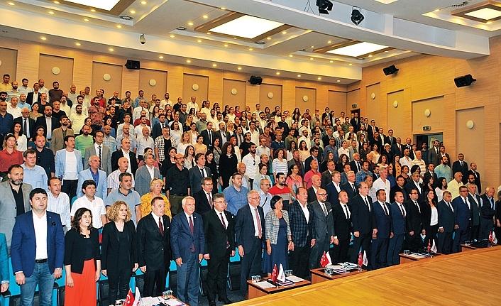 TOSYÖV, KOSGEB, KGF işbirliğiyleEskişehirli KOBİ'lere finans olanakları anlatıldı