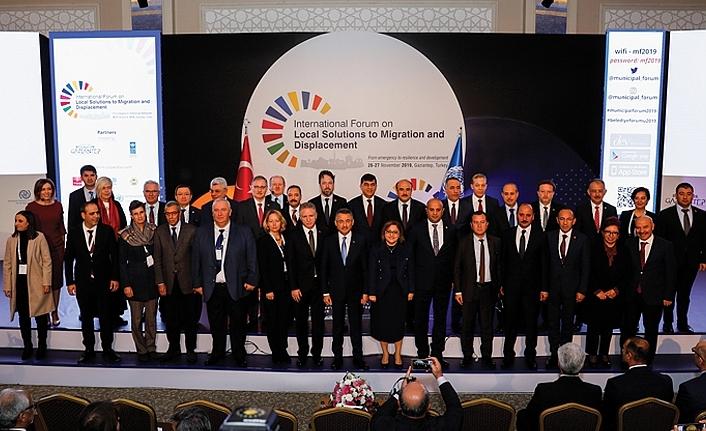 Türkiye ve dünyadan belediye başkanları Gaziantep'te buluştu